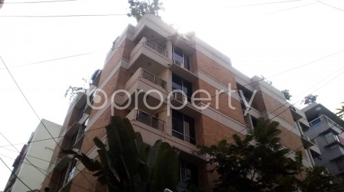 Outside view - 3 Bed Apartment to Rent in Niketan, Dhaka - 1862639