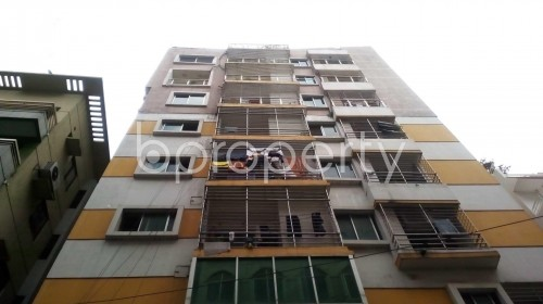 Front view - 3 Bed Apartment to Rent in Niketan, Dhaka - 1862900