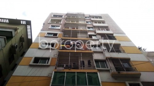 Front view - 4 Bed Apartment to Rent in Niketan, Dhaka - 1862902