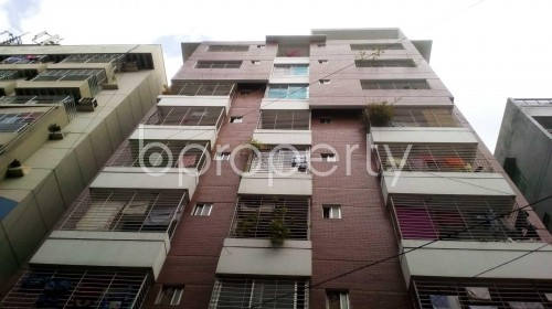 Front view - 3 Bed Apartment to Rent in Niketan, Dhaka - 1862903