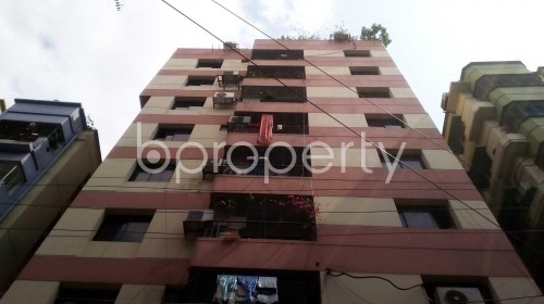 Front view - 3 Bed Apartment to Rent in Niketan, Dhaka - 1862907