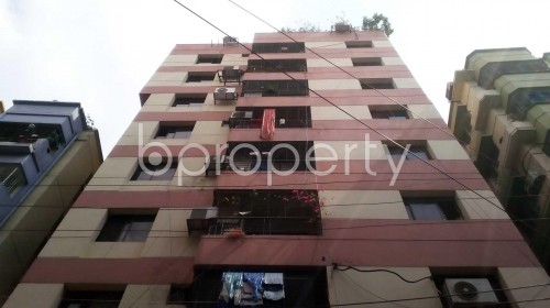 Front view - 3 Bed Apartment to Rent in Niketan, Dhaka - 1862911