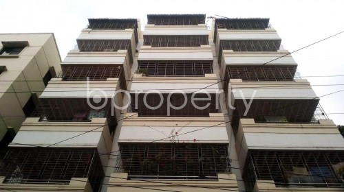 Front view - 3 Bed Apartment to Rent in Niketan, Dhaka - 1862941