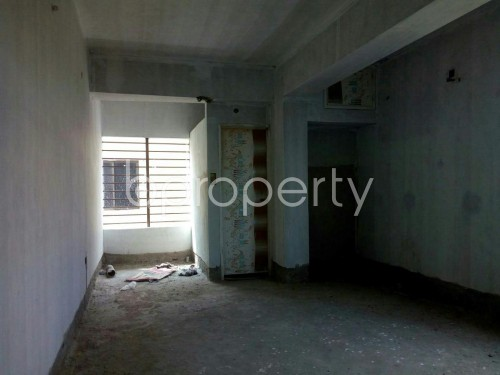 Bedroom - 3 Bed Apartment for Sale in 4 No Chandgaon Ward, Chattogram - 1863131