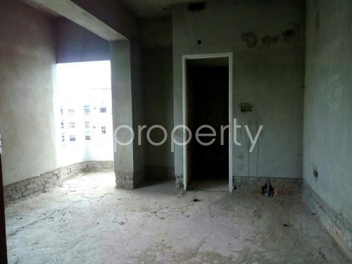 Bedroom - 3 Bed Apartment for Sale in 4 No Chandgaon Ward, Chattogram - 1863133