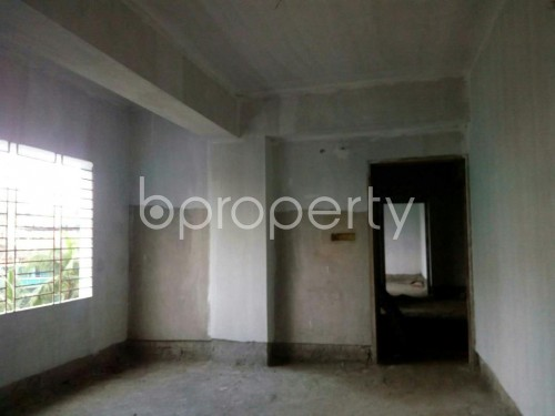 Bedroom - 3 Bed Apartment for Sale in 4 No Chandgaon Ward, Chattogram - 1863136
