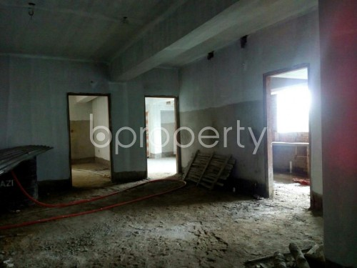Dine/Dining - 3 Bed Apartment for Sale in 4 No Chandgaon Ward, Chattogram - 1863132