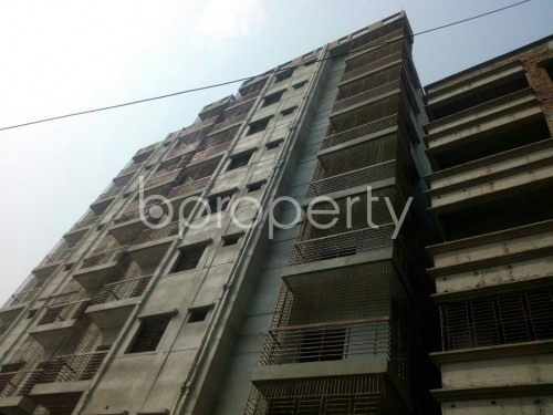 Outside view - 3 Bed Apartment for Sale in Badda, Dhaka - 1863989