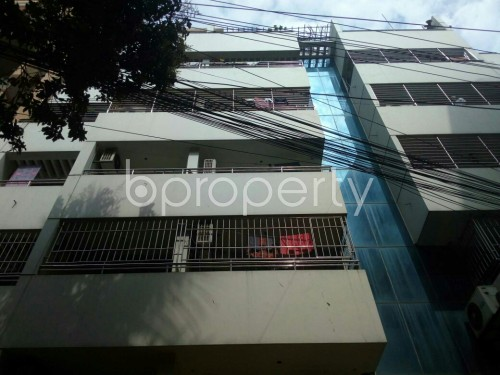Outside view - 3 Bed Apartment for Sale in Muradpur, Chattogram - 1864003