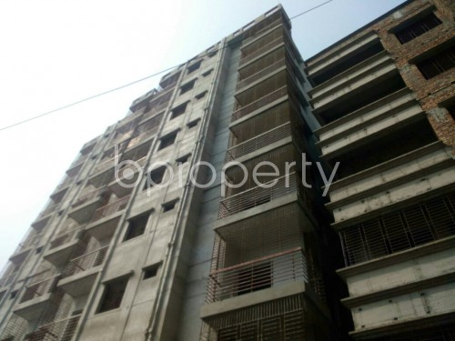 Outside view - 3 Bed Apartment for Sale in Badda, Dhaka - 1863990