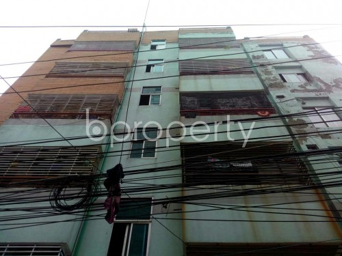 Front view - 2 Bed Apartment for Sale in Badda, Dhaka - 1864417