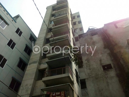 Outside view - 3 Bed Apartment for Sale in Badda, Dhaka - 1864671