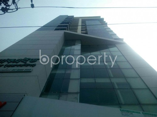 Front view - 3 Bed Apartment to Rent in Malibagh, Dhaka - 1864753