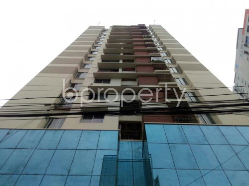 Front view - 2 Bed Apartment for Sale in Badda, Dhaka - 1865150