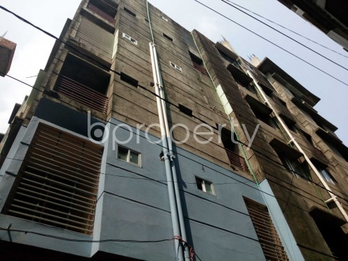 Front view - 5 Bed Apartment for Sale in Bakalia, Chattogram - 1865398