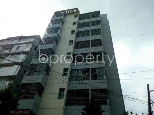 Outside view - 3 Bed Apartment for Sale in 15 No. Bagmoniram Ward, Chattogram - 1865595