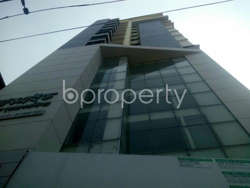 Front view - 3 Bed Apartment to Rent in Malibagh, Dhaka - 1865997