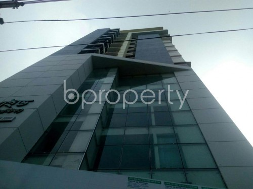 Front view - 3 Bed Apartment to Rent in Malibagh, Dhaka - 1866194