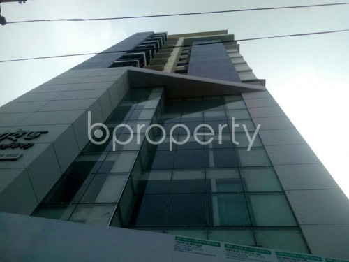Front view - 3 Bed Apartment to Rent in Malibagh, Dhaka - 1866193