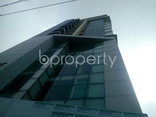 Front view - 3 Bed Apartment to Rent in Malibagh, Dhaka - 1866350