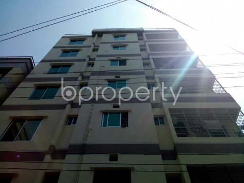Front view - 3 Bed Apartment for Sale in Double Mooring, Chattogram - 1866789