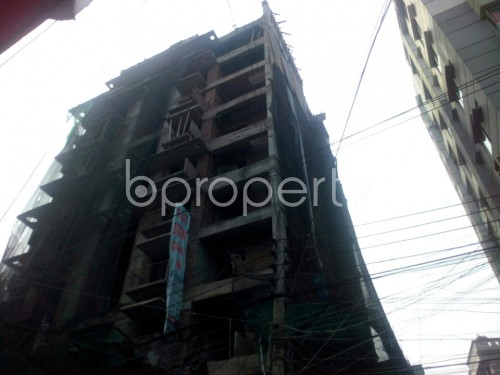 Outside view - 3 Bed Apartment for Sale in Badda, Dhaka - 1867090