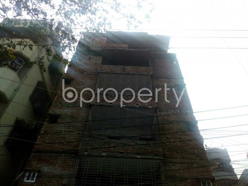 Front view - 3 Bed Apartment for Sale in Badda, Dhaka - 1867122