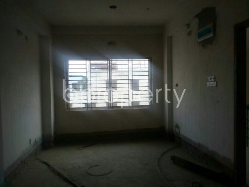 Dine/Dining - 3 Bed Apartment for Sale in Badda, Dhaka - 1867150