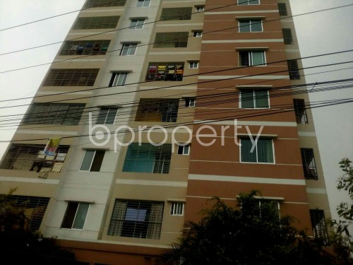 Front view - 3 Bed Apartment for Sale in 4 No Chandgaon Ward, Chattogram - 1867352