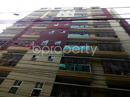 Outside view - 3 Bed Apartment for Sale in Double Mooring, Chattogram - 1867665