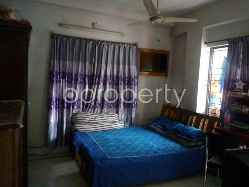 Bedroom - 3 Bed Apartment for Sale in Badda, Dhaka - 1868428