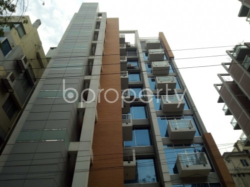 Front view - 3 Bed Apartment to Rent in Niketan, Dhaka - 1868471