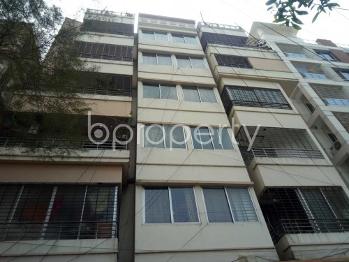 Front view - 3 Bed Apartment to Rent in Niketan, Dhaka - 1868514
