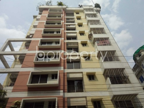 Front view - 3 Bed Apartment to Rent in Niketan, Dhaka - 1868532