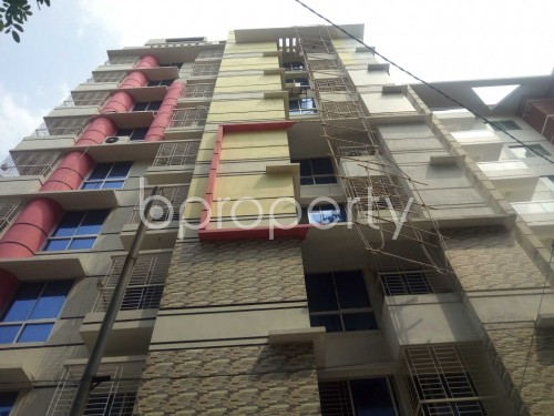 Front view - 3 Bed Apartment to Rent in Niketan, Dhaka - 1868552