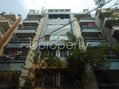 Front view - 2 Bed Apartment to Rent in Niketan, Dhaka - 1868602