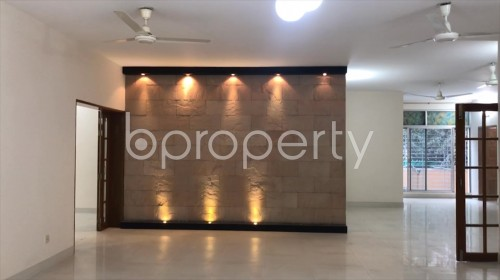 Dining area - 4 Bed Apartment for Sale in Uttara, Dhaka - 1850534