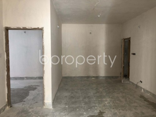 Dine/Dining - 3 Bed Apartment for Sale in Mirpur, Dhaka - 1870180