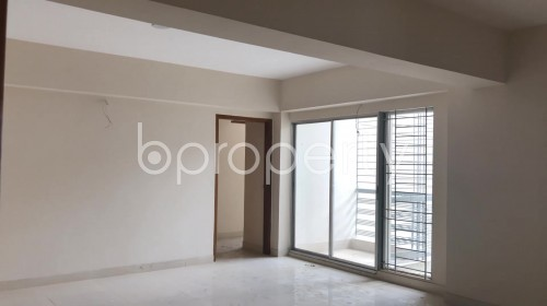 Dining area - 3 Bed Apartment for Sale in Mohammadpur, Dhaka - 1847471