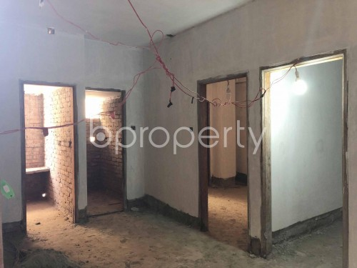 Bedroom - 2 Bed Apartment for Sale in Mirpur, Dhaka - 1897041