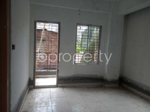 Bedroom - 2 Bed Apartment for Sale in Kalachandpur , Dhaka - 1901252