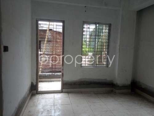 Bedroom - 2 Bed Apartment for Sale in Kalachandpur , Dhaka - 1901253