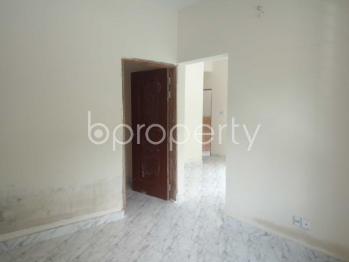 Bedroom - 2 Bed Apartment for Sale in Maghbazar, Dhaka - 1911109