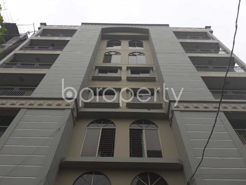 Flats for rent in Bashundhara R-A, Dhaka - Rent Apartments in