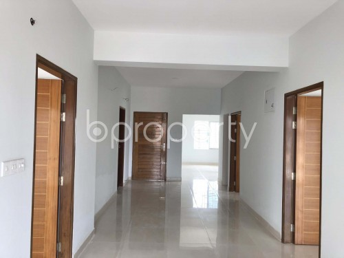 Empty Room - 3 Bed Apartment for Sale in Bashundhara R-A, Dhaka - 1758285