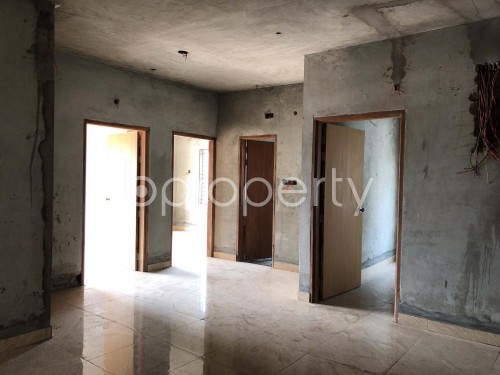 Dining area - 3 Bed Apartment for Sale in Tejgaon, Dhaka - 1869392