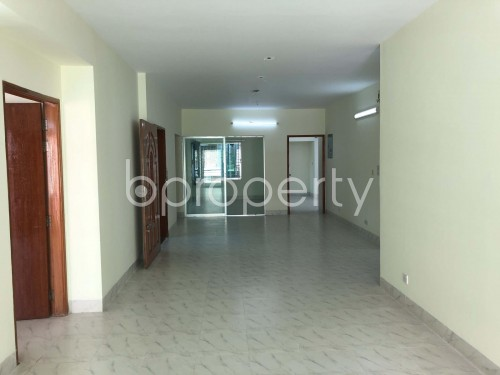 Dining area - 4 Bed Apartment for Sale in Mirpur, Dhaka - 1892384