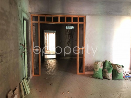 Dining area - 3 Bed Apartment for Sale in Rampura, Dhaka - 1865360