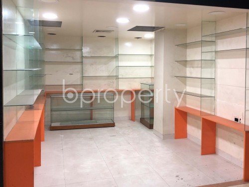 Commercial inside - Shop for Sale in Uttara, Dhaka - 1955660