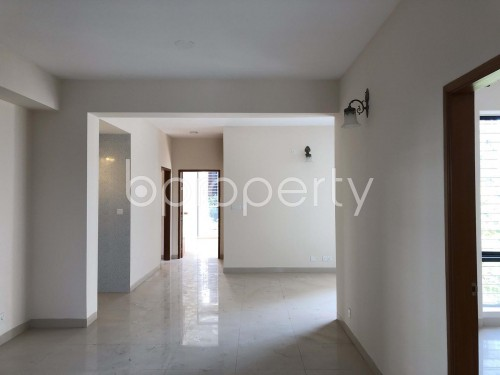 Dining area - 3 Bed Apartment to Rent in Gulshan, Dhaka - 1956290